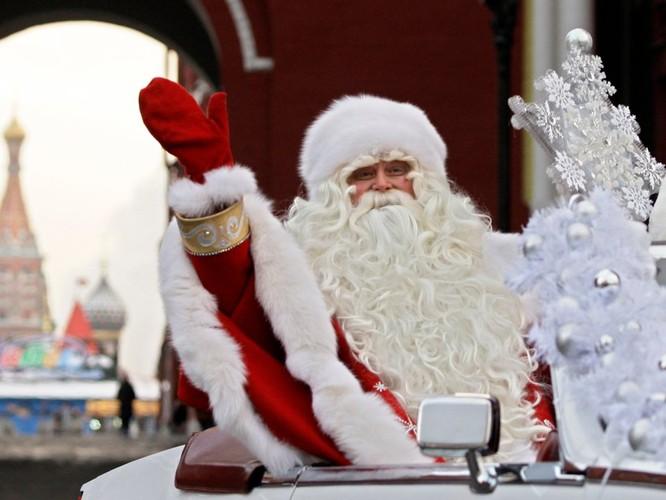 Các nước trên thế giới đón Giáng sinh như thế nào? (Phần 2) ảnh 5