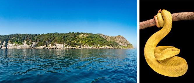 11 hòn đảo kỳ lạ trên thế giới ẩn chứa nhiều bí mật ảnh 3