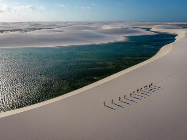 19 địa điểm mang vẻ đẹp kì lạ như ở thế giới khác ảnh 17