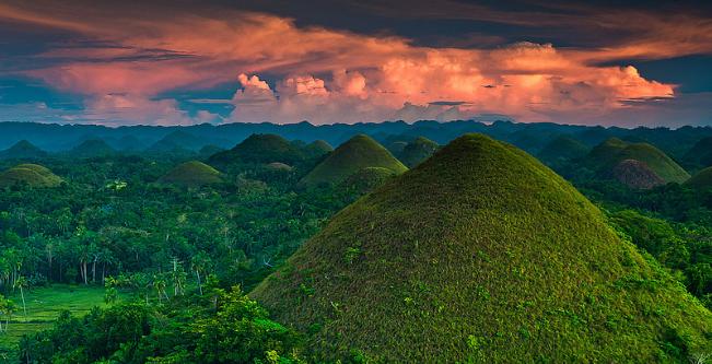 19 địa điểm mang vẻ đẹp kì lạ như ở thế giới khác ảnh 5