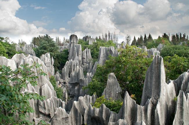 19 địa điểm mang vẻ đẹp kì lạ như ở thế giới khác ảnh 6