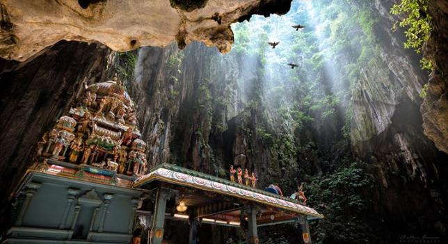 19 địa điểm mang vẻ đẹp kì lạ như ở thế giới khác ảnh 8