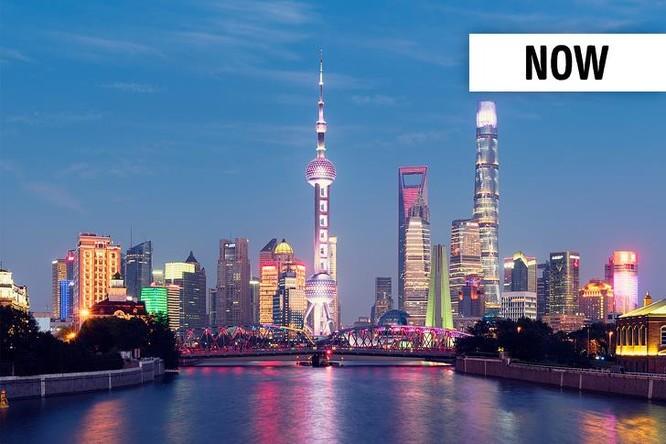 """13 thành phố trên thế giới đã """"thay da đổi thịt"""" theo thời gian ảnh 20"""