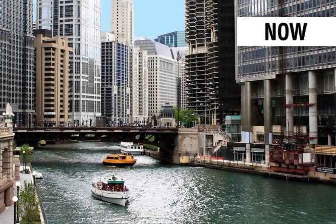 Chicago hiện tại. Ảnh: BrightSide