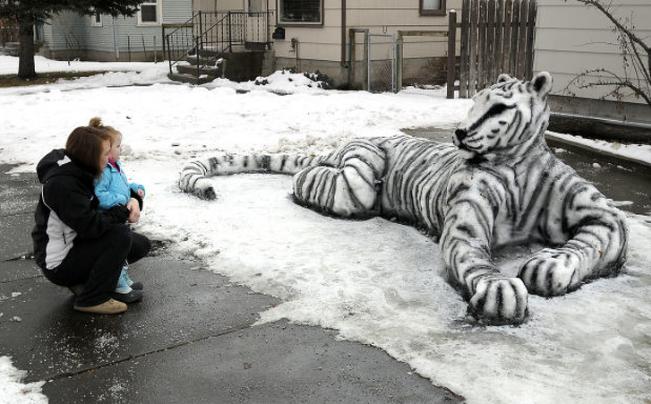 Chiêm ngưỡng 24 tác phẩm điêu khắc băng tuyệt đẹp trên thế giới ảnh 20