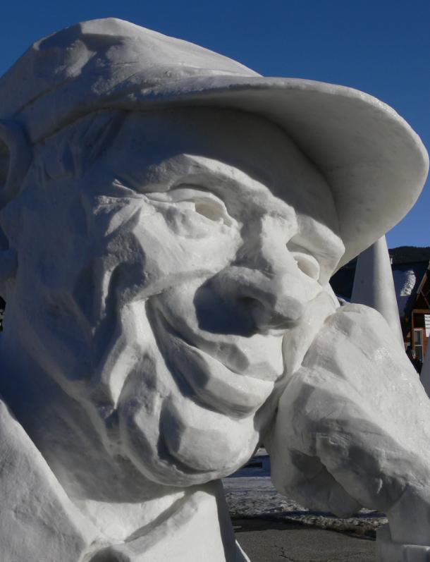 Chiêm ngưỡng 24 tác phẩm điêu khắc băng tuyệt đẹp trên thế giới ảnh 22