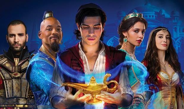 Aladdin phiên bản người đóng có đáng xem? ảnh 5
