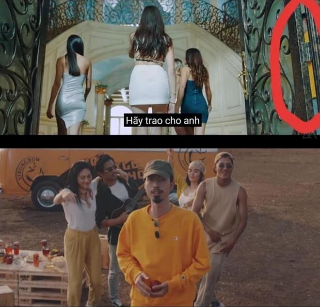 """3 """"hạt sạn"""" trong MV triệu view """"Hãy trao cho anh"""" của Sơn Tùng M-TP ảnh 1"""