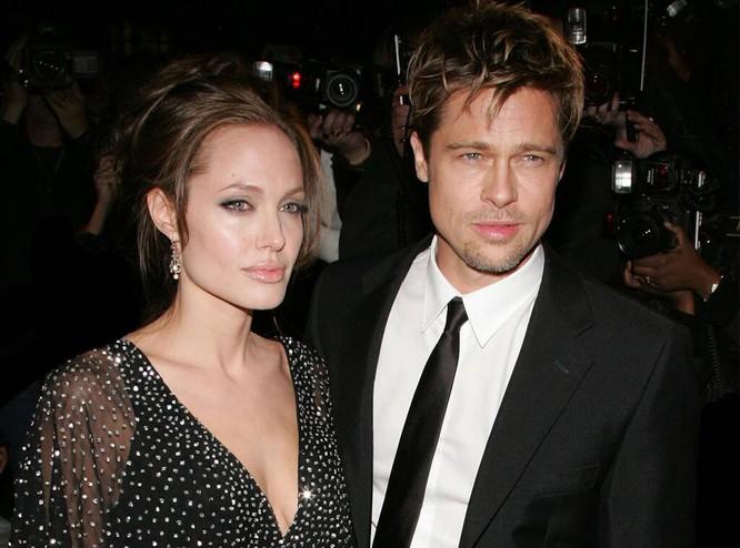 Angelina Jolie yêu cầu quyền riêng tư từ vợ cũ của Brad Pitt ảnh 1