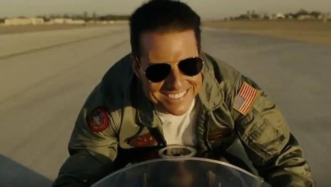 Tom Cruise chia sẻ về những cảnh hành động ngoạn mục trong bộ phim sắp ra rạp Top Gun: Maverick ảnh 1