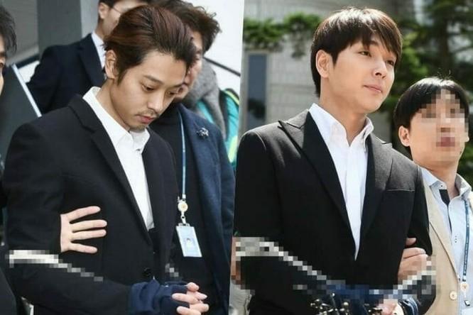 Ngôi sao K-pop Choi Jong Hoon nhận án tù vì bê bối tình dục ảnh 1