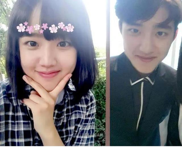 """10 khoảnh khắc các """"ộp pa"""" Hàn Quốc gặp gỡ """"bản sao"""" của mình ngoài đời ảnh 19"""