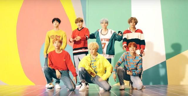 Nhóm nhạc BTS phá vỡ kỷ lục của PSY trên YouTube ảnh 1