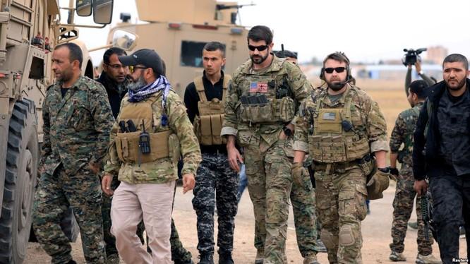 Canh bạc ẩn chứa nhiều hiểm họa khi Mỹ rút quân khỏi Syria (Phần 1) ảnh 4