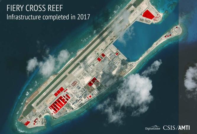 """Biển Đông là """"tử huyệt"""" trong cạnh tranh chiến lược Mỹ - Trung ảnh 1"""