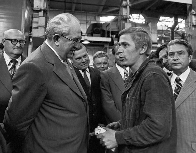 Liên Xô sụp đổ-thảm họa địa chính trị lớn nhất trong thế kỷ XX: (Kỳ 5) Y.Andropov-niềm hy vọng mới ảnh 1