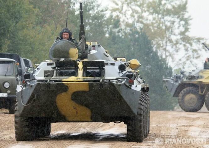 """Nga tung trăm ngàn quân tập trận, NATO sợ """"tình huống bất ngờ"""" ảnh 3"""