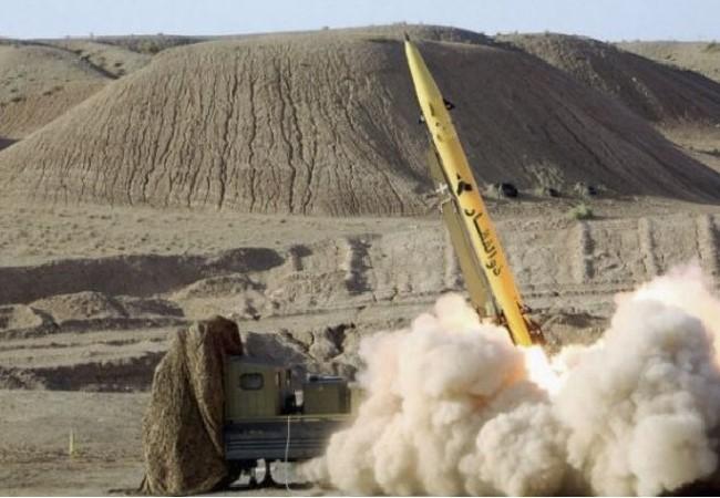 Iran phóng tên lửa tấn công IS Syria, cảnh cáo Mỹ và đồng minh ảnh 1