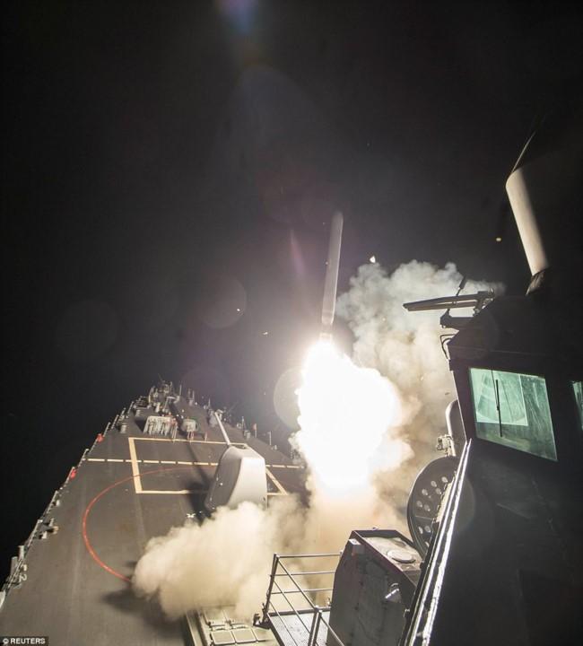 Ác mộng Nga, Mỹ đối đầu trực tiếp tại Syria ảnh 1