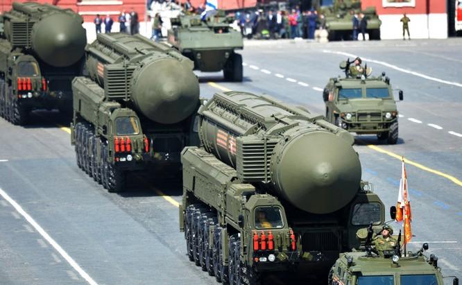 Nga đang giảm dần sự phụ thuộc vào vũ khí hạt nhân và tăng cường các loại vũ khí dẫn đường chính xác