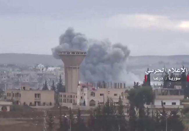 """Giờ G cuộc chiến Syria: Mỹ bày trận, Nga không """"sập bẫy"""" ảnh 3"""
