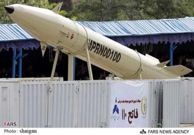 """Iran có thể tấn công tên lửa đánh """"vỗ mặt"""" Mỹ ở Syria ảnh 1"""