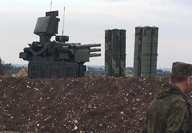 Syria giờ G: Nga nắm nhiều lợi thế, không ngán Mỹ ảnh 2