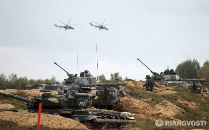 Nga tập trận lớn chưa từng có khiến NATO ngồi trên lửa ảnh 4