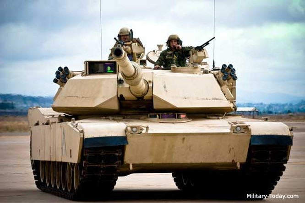 Nga đánh gục Mỹ-NATO nếu đấu tăng ảnh 1