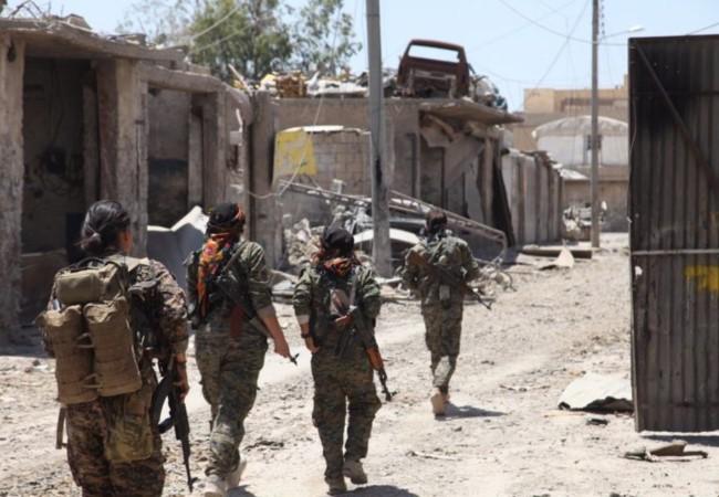 """Lò lửa Syria nguy cơ châm ngòi """"thùng thuốc súng"""" Trung Đông ảnh 2"""