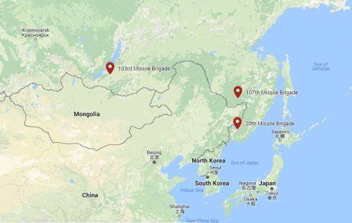 Nga đã triển khai tên lửa đạn đạo chiến thuật Iskander ở biên giới viễn đông