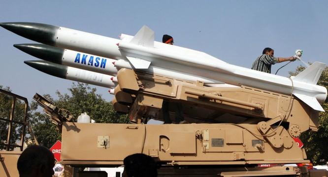Tên lửa Ấn Độ