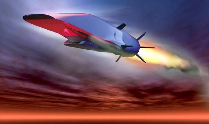 Tên lửa Zircon Nga có thể đạt tốc độ Mach 8