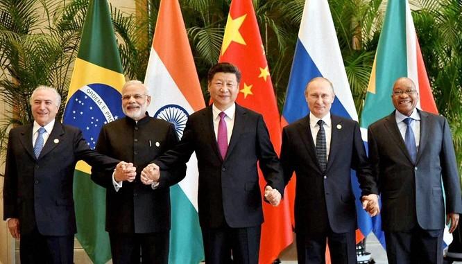 Các nước khối BRICS vừa tụ họp tại Hạ Môn, Trung Quốc