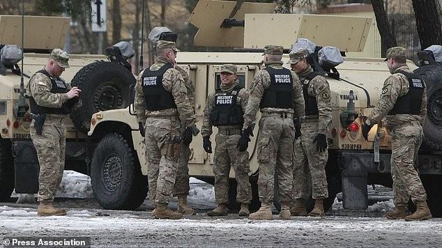 Lính Mỹ triển khai tại Ba Lan, NATO ngày càng tiến sát biên giới nước Nga