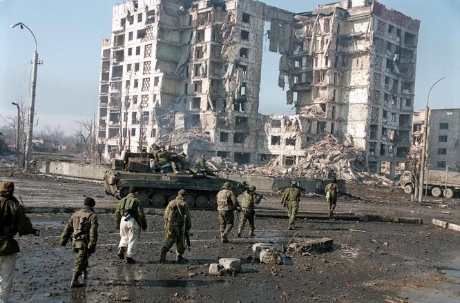 Nga chấp nhận giá đắt trong cuộc chiến Chechnya để tiêu diệt tận gốc lực lượng khủng bố tại đây