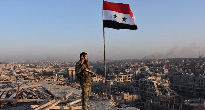 Quân đội Syria với sự trợ giúp của Nga đã liên tục giành chiến thắng thời gian gần đây, thu hồi lại phần lớn lãnh thổ đất nước
