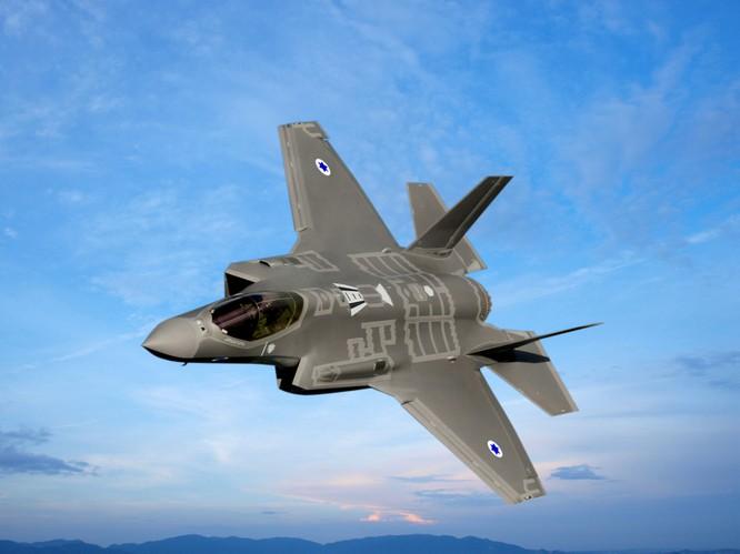 Chiến đấu cơ F-35 của Israel đã nhiều lần tấn công quân đội Syria