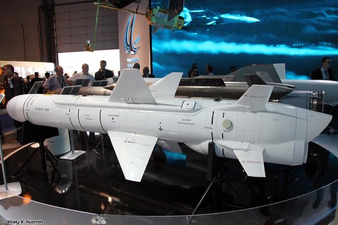 Tên lửa Kh-35UE được xem là sát thủ vô song
