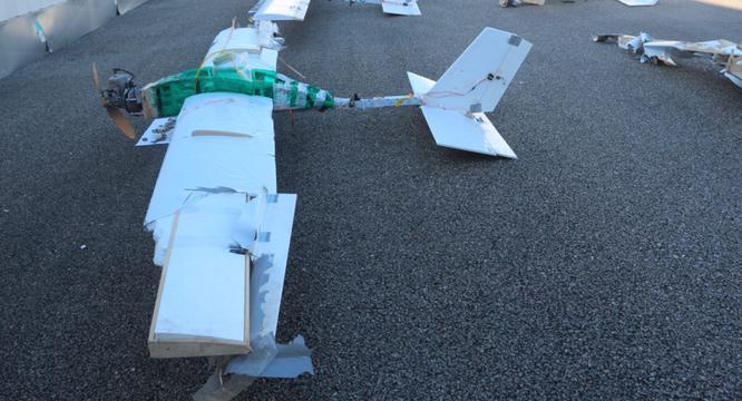 Những chiếc UAV phiến quân Syria sử dụng để tấn công căn cứ không quân bị Nga chiếm giữ được