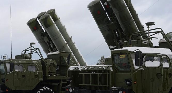 Nga vừa triển khai thêm hệ thống S-400 đến chiến trường Syria