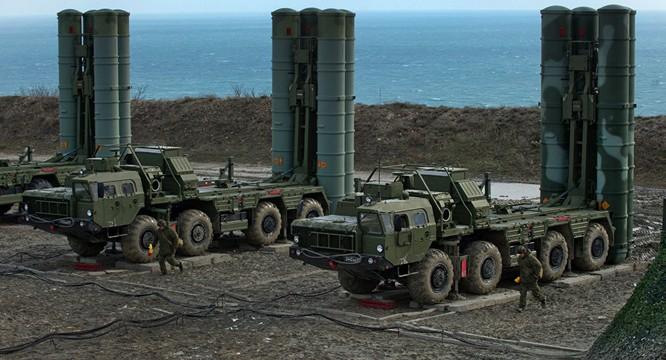 Tên lửa S-400 Nga được nhiều nước quan tâm