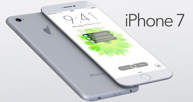 iPhone 7 có chi phí linh kiện ước tính 219,80USD