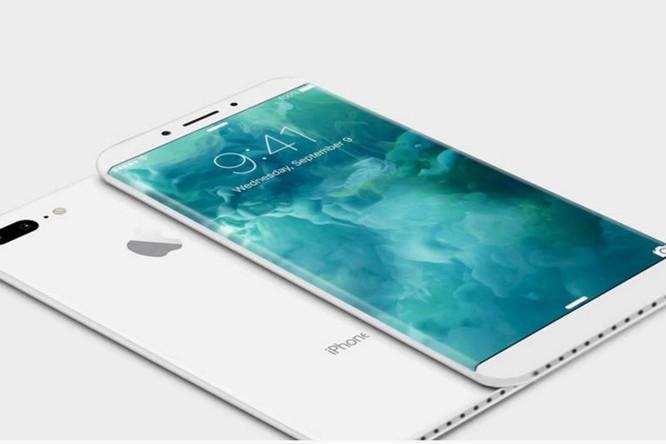 iPhone 8 có chi phí linh kiện ước tính 254,87USD