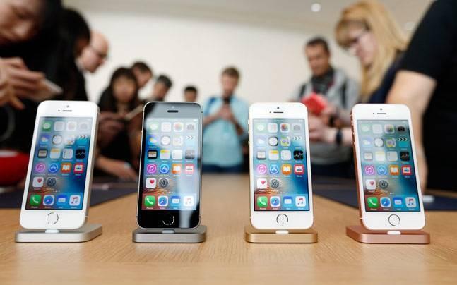 iPhone 6S có chi phí linh kiện ước tính 156,20USD