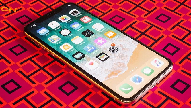 iPhone X có chi phí linh kiện ước tính 370,25USD
