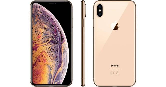 iPhone XS max có chi phí linh kiện ước tính 390USD