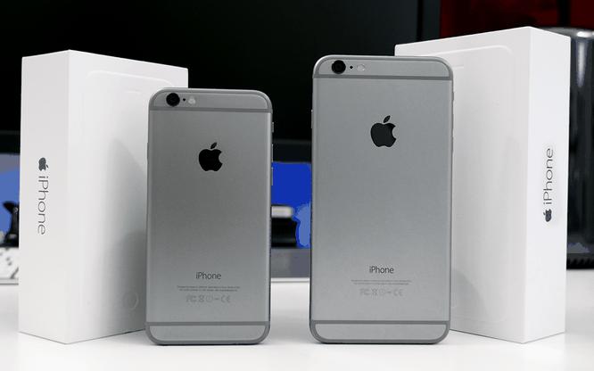 iPhone 6 có chi phí linh kiện ước tính 196,10USD