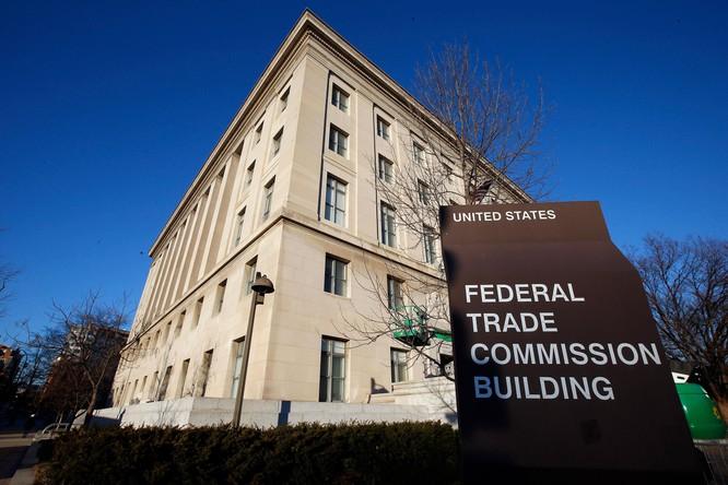 Ủy ban Thương mại liên bang FTC - Nguồn: Internet