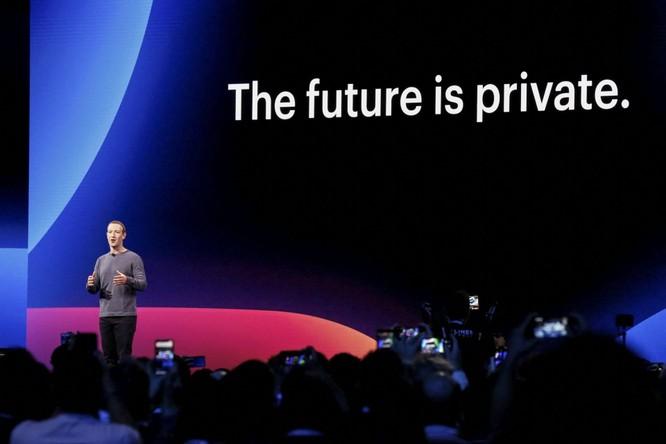 CEO Mark Zuckerberg: